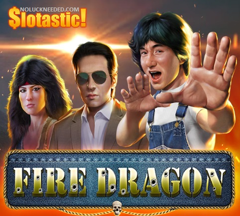 Slotastic Bonus Codes: 33 Free Spins Reward Fire Dragon