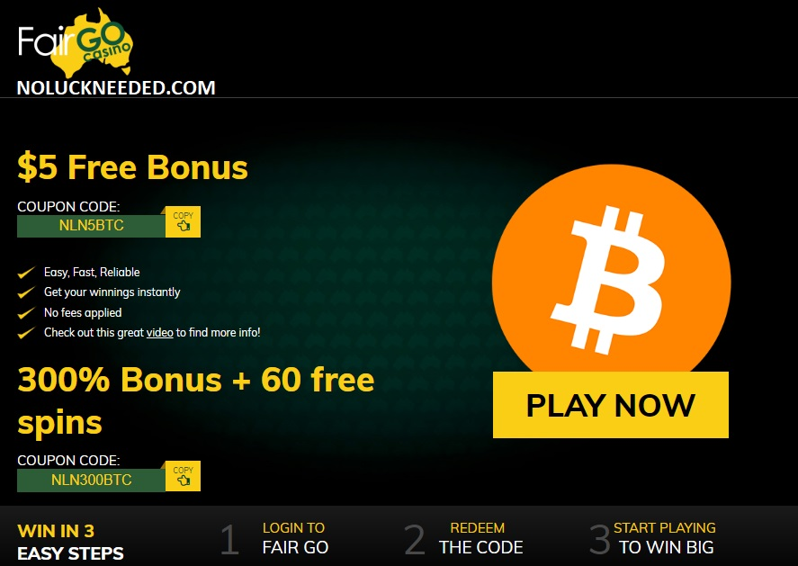 Fair Go Casino Bonus Codes: 100% November Bonus + 50 Spins | Casino