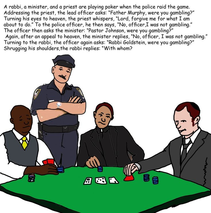 Gambling One Liners