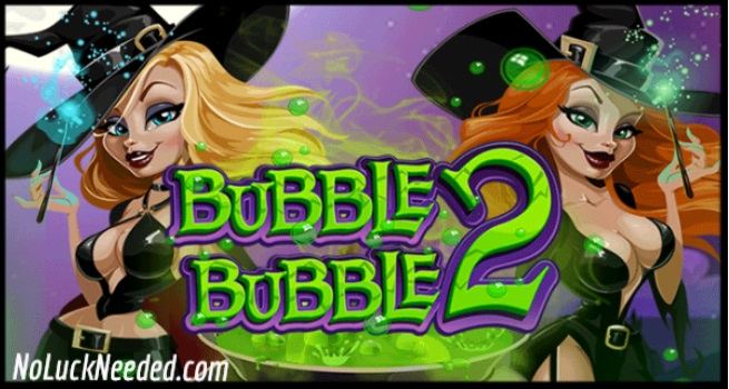 RTG Bubble Bubble Slot Scary Money Tournament